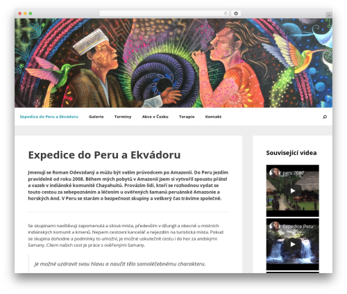 GeneratePress WordPress template free download - expedice-peru.cz