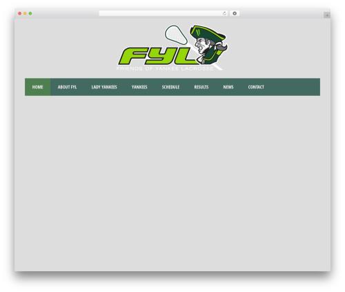 Real Soccer best WordPress theme - yankeelax.org