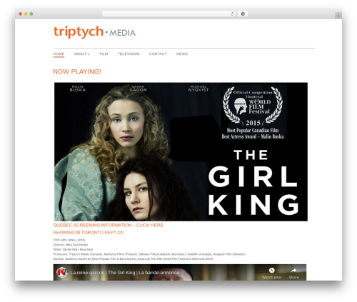 Free WordPress FancyBox plugin - triptychmedia.ca