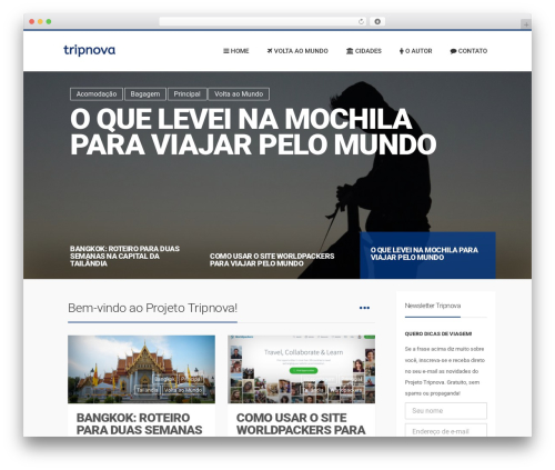 LiteMag by Bluthemes best WordPress theme - tripnova.com.br