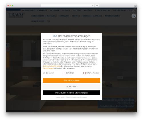 Free WordPress Cookie Notice for GDPR plugin - traco-manufactur.de