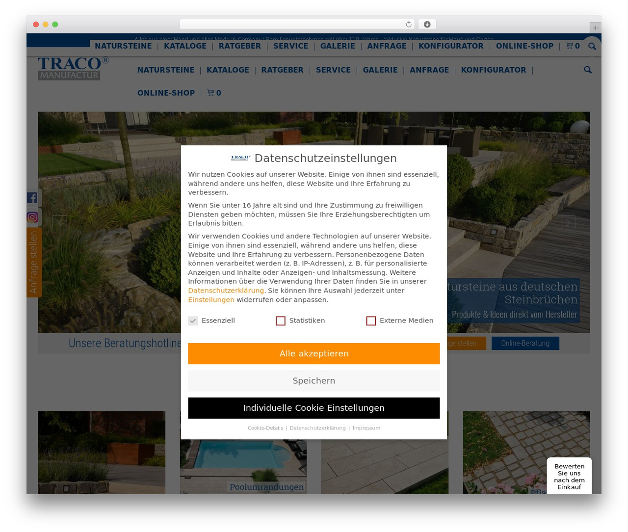 TRACO - Manufactur best WordPress template - traco-manufactur.de