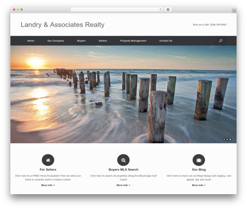 Free WordPress Advanced iFrame plugin - tracyraylandryrealty.com