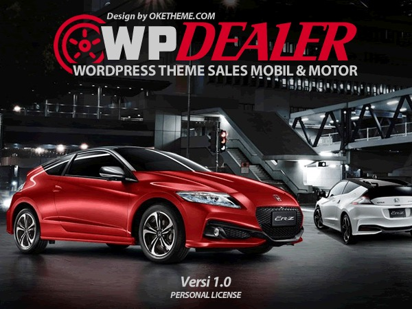WPDealer WordPress theme
