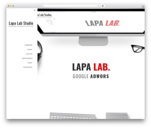 Euforia best WordPress template - lapalab.ru