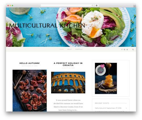 freyja wallpapers WordPress theme - multiculturalkitchen.net