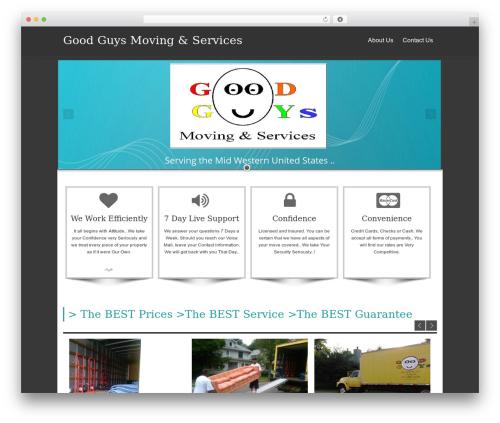 isis free website theme - goodguysmoving.net