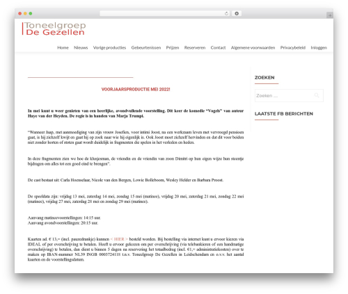 WordPress massive-addons-for-elementor plugin - degezellen.nl