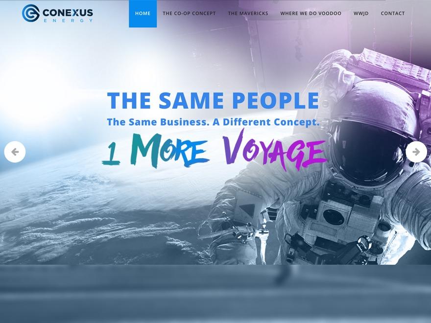 Conexus best WordPress theme