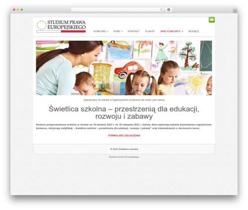Sofix WP theme - swietlica-szkolna.pl
