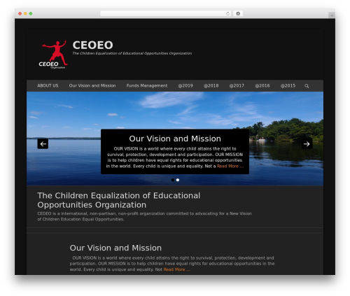 WordPress theme Catch Base Pro - ceoeo.org