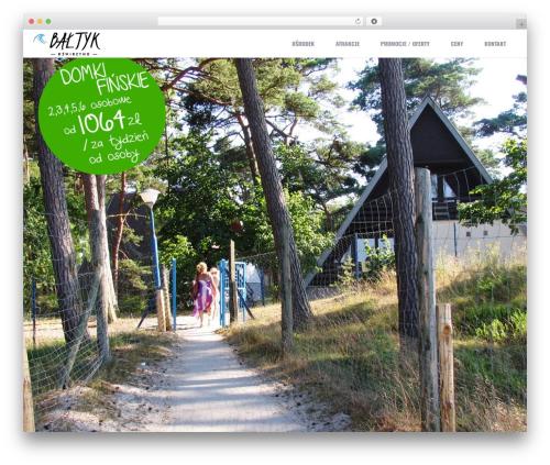 Best WordPress template () Craft - baltykdzwirzyno.pl