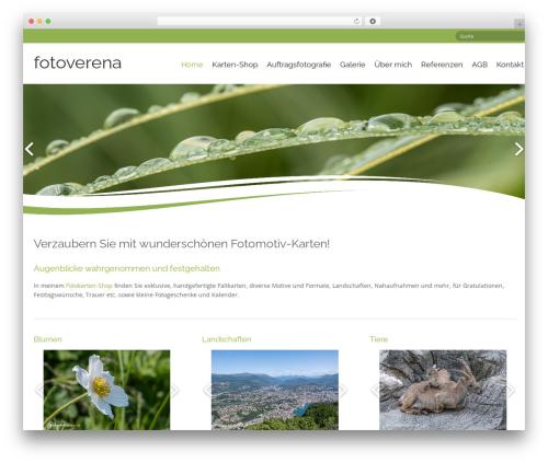 Longevity WordPress free download - fotoverena.ch