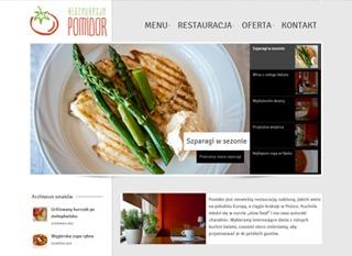 Pomidor food WordPress theme