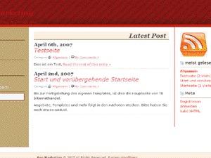 WordPress theme A-SEO 2