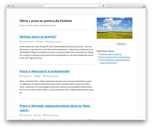 Activetab WordPress theme free download - blog.praca-za-granica.net.pl