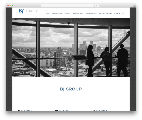 Enfold (shared on themelot.net) best WordPress theme - bjgroup.ma