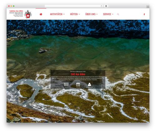 Fluida WordPress theme download - sac-albis.ch