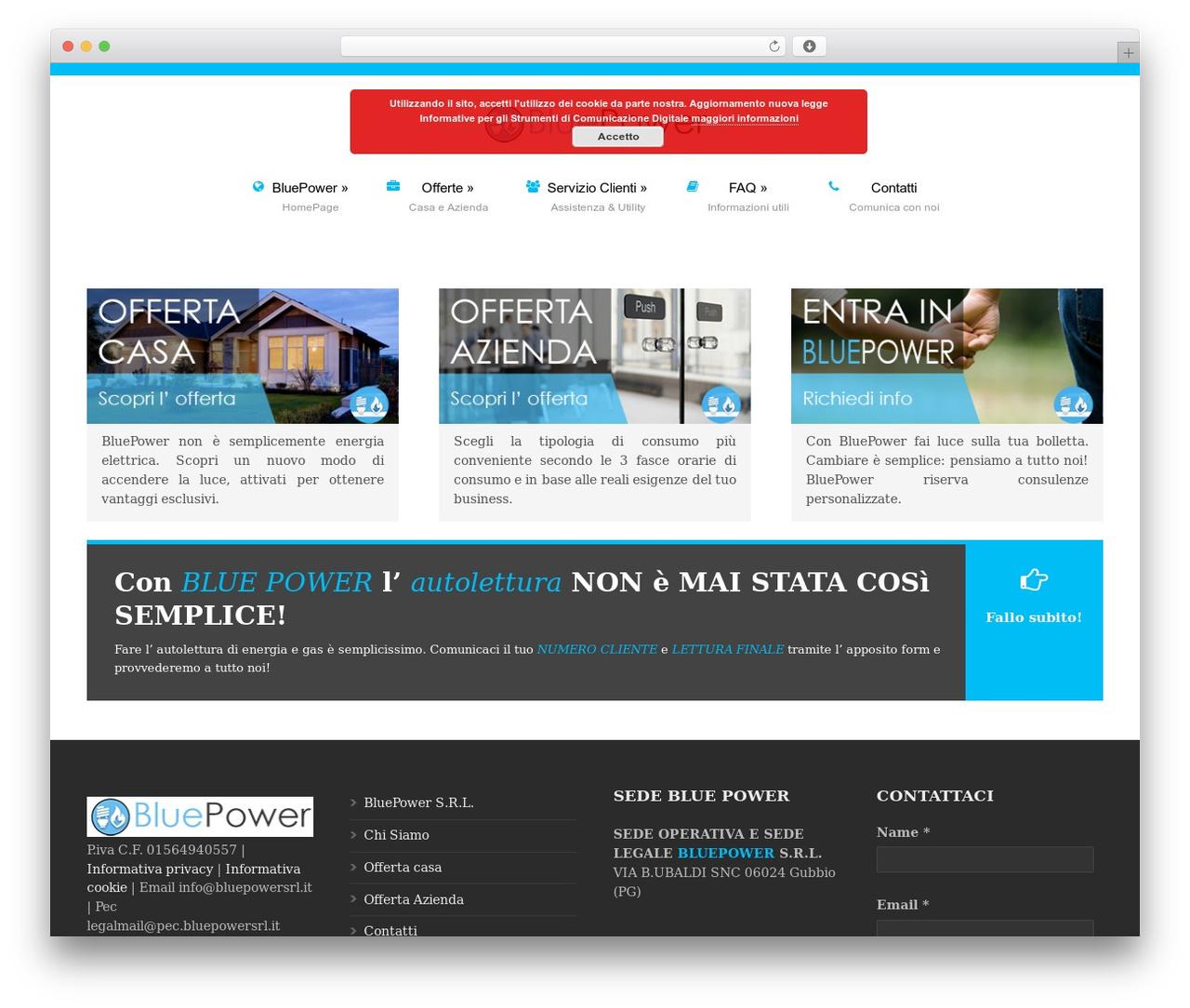 Theme WordPress King Power - bluepowersrl.it