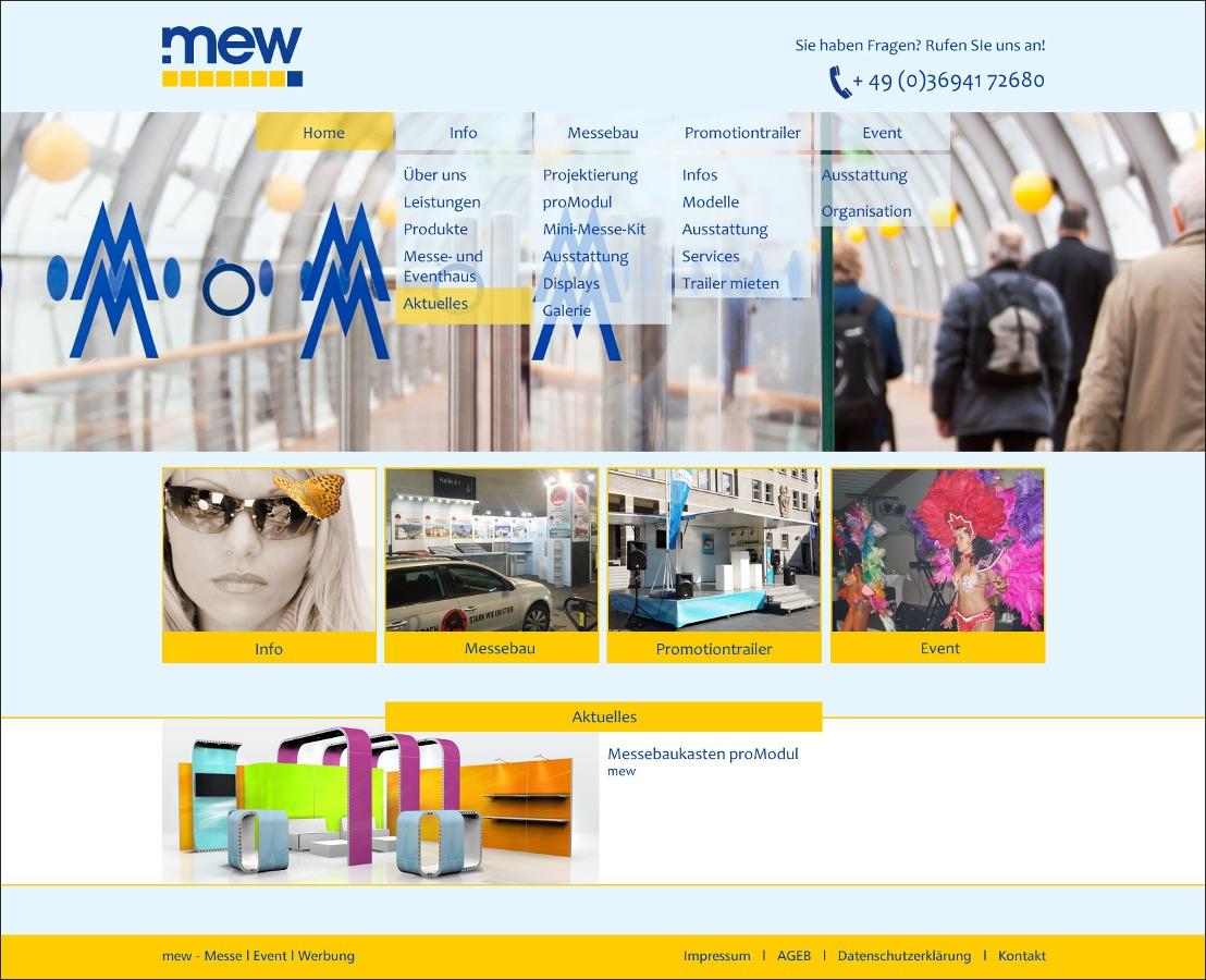 WordPress theme MEW_Child