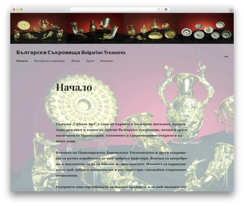 Resonar free website theme - trakiiskisakrovishta.com