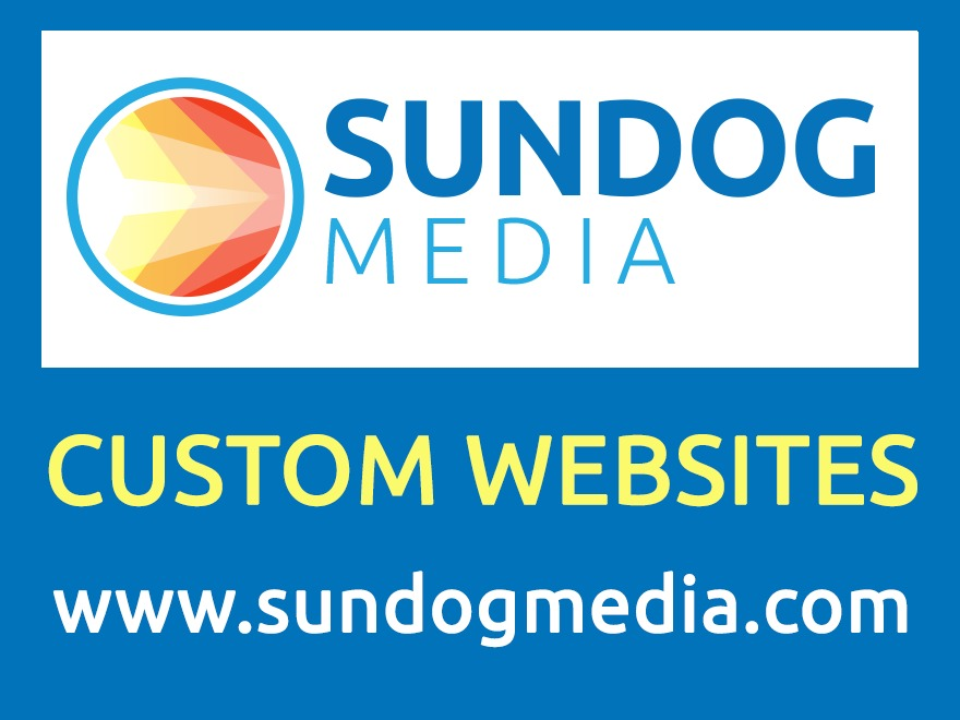 WordPress website template Sundog CORE