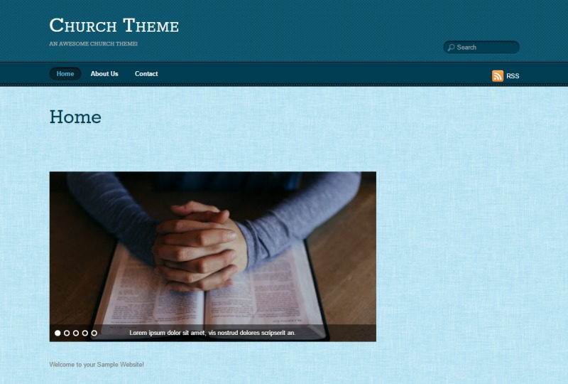 Suco premium WordPress theme
