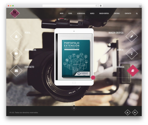Theme WordPress Applay - lv2designer.xyz