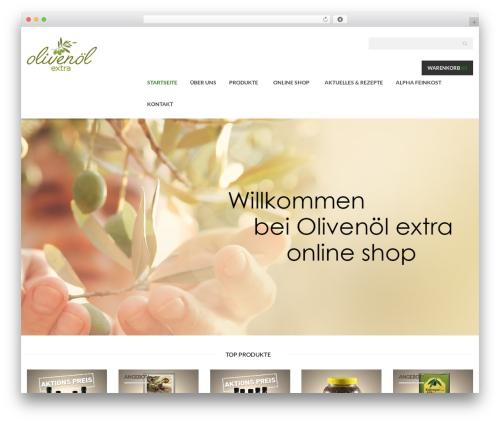 Accessories Woocommerce Theme WordPress shopping theme - xn--olivenlextra-9ib.de