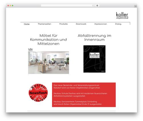 BlueGray theme free download - koller-objektmoebel.at