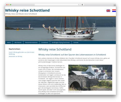 GeneratePress WP theme - whiskyreiseschottland.de