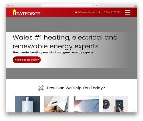Free WordPress WP SEO HTML Sitemap plugin - heatforce.co.uk