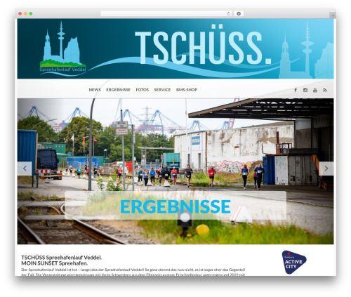 Best WordPress theme BMS - spreehafenlauf-veddel.de