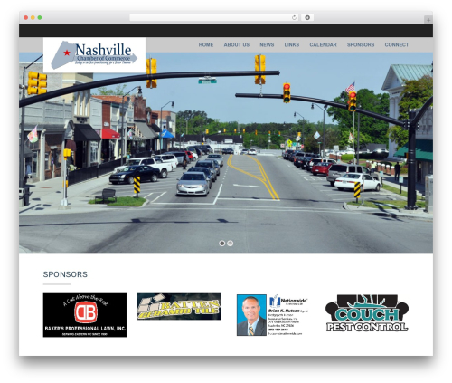 Theme WordPress Vestige - nashvillencchamber.org