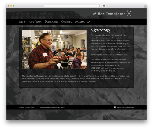 Theme WordPress Modular - miller-templeton.info