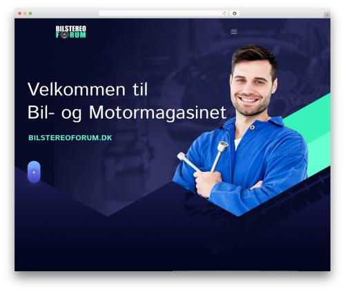 WordPress theme Betheme - bilstereoforum.dk