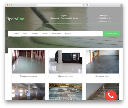 Best WordPress theme _tk - profpol36.ru