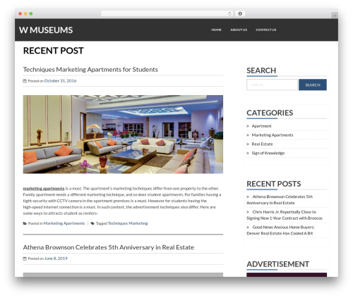 Moment WordPress free download - winnipegmuseums.org