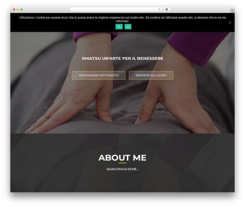 ResponsiveBoat WordPress theme free download - shiatsu.bio