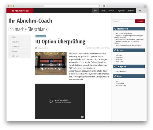 SmartAdapt free WP theme - he-it-mann.de