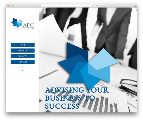 WordPress theme Enfold - afc-consulting.org