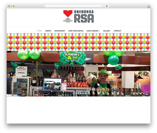 WordPress aero-hover-effects plugin - onehungarsa.co.nz