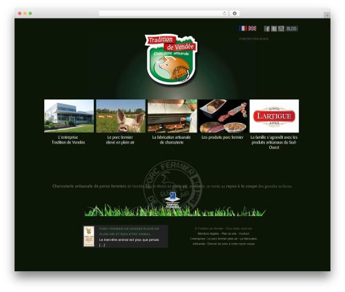 Free WordPress Royal Scroll to Top plugin - tradition-de-vendee.com