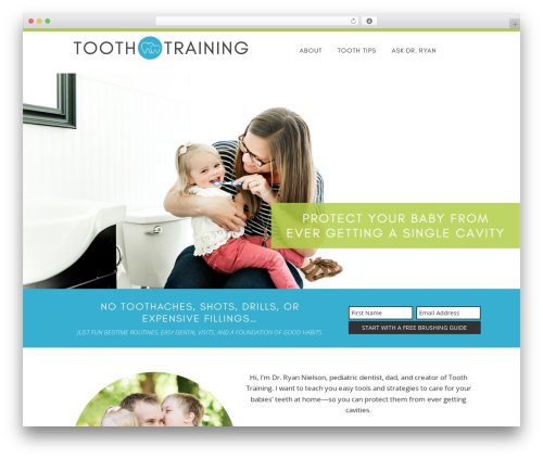 Free WordPress Yet Another Related Posts Plugin (YARPP) plugin - toothtraining.com