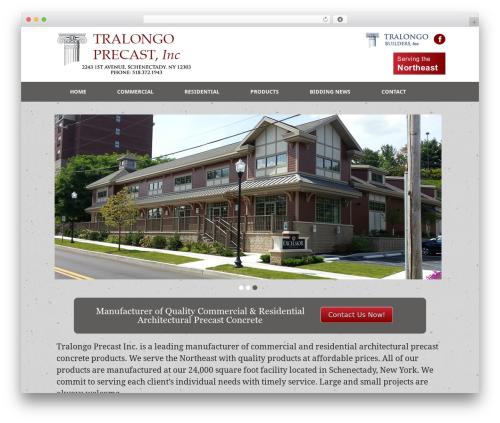 Free WordPress Grid Columns plugin - tralongoprecast.com