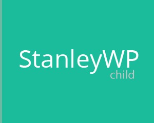 StanleyWP Child WordPress theme