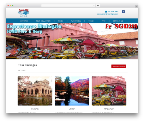 Free WordPress Responsive Lightbox & Gallery plugin - travelgsh.com