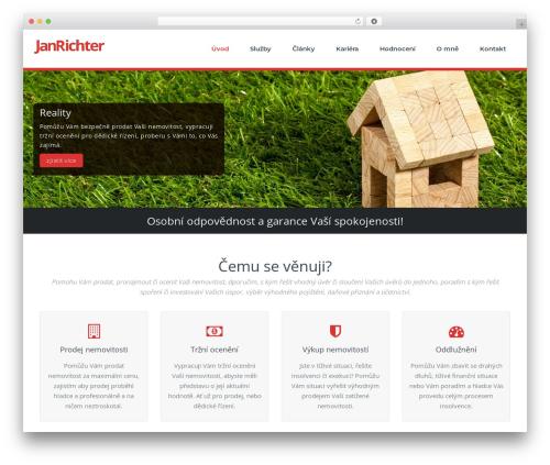 BusiProf Pro WP template - janrichter.net