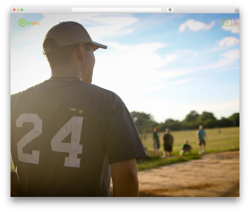 lax WP theme - fairplay.one