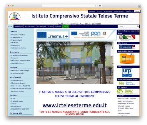 PASW 2015 WP template - icteleseterme.it